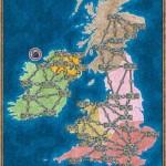 PowerGrid UK & Ireland Map