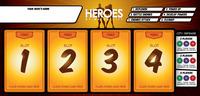 Heroes of Metrocity Placard