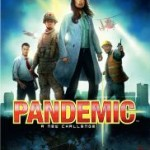 Pandemic 2013 Board Game