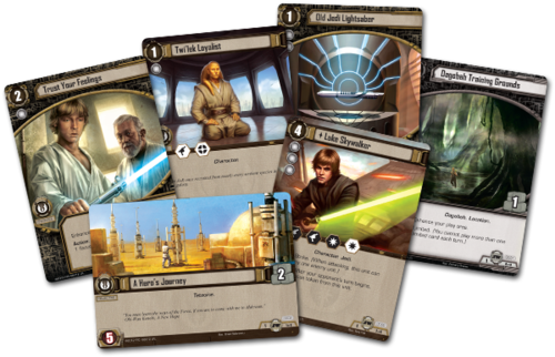 Card Wars Card Game Review Star Wars Card Game Cards