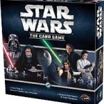 Star Wars The Card Game available from Board Game Extras