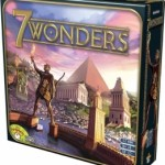 7 Wonders Board Game available from Board Game Extras