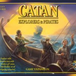 Catan Explorers & Pirates Expansion available from Board Game Extras