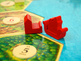 Catan Explorers & Pirates Outposts
