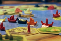 Catan Explorers & Pirates Cargo