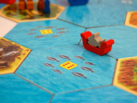 Catan Explorers & Pirates Shoal
