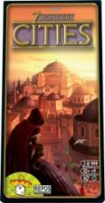 7 Wonders Cities Expansion available from Board Game Extras
