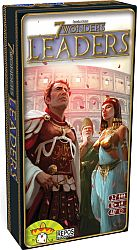 7 Wonders Leaders Expansion available from Board Game Extras
