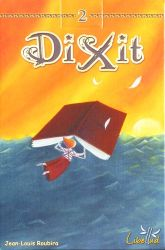 Dixit 2 Card Game Expansion available from Board Game Extras