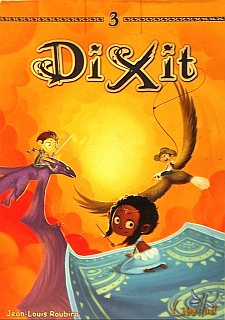 Dixit 3 card game expansion available from Board Game Extras