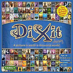Dixit Journey Dixit Expansions   extending the fun of storytelling