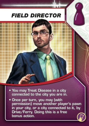 Pandemic In The Lab Field Director
