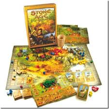 Stone Age Board Game available from Board Game Extras
