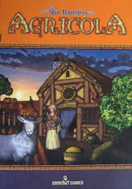 Agricola Board Game available from Board Game Extras