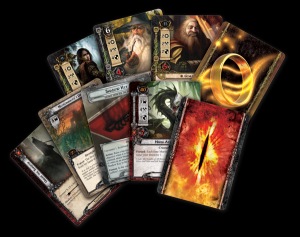 The Lord of The Rings Cards