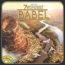 7 Wonders Babel Review by Board Game Extras
