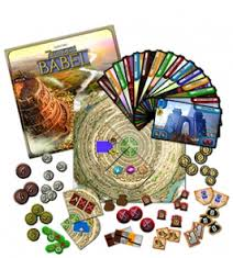 7 Wonders Babel Contents