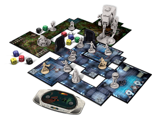 Star Wars Imperial Assault Board Layout