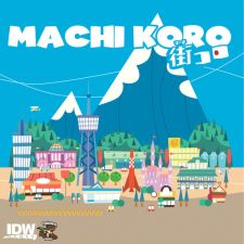 Machi Koro Card Game Review by Board Game Extras