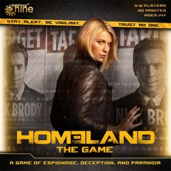 Homeland Board Game review by Board Game Extras