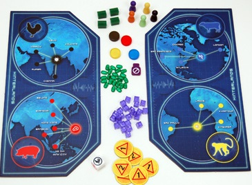 Pandemic State of Emergency Contents