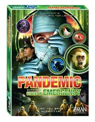 Pandemic State of Emergency Expansion Pack