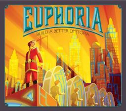 Euphoria worker placement board game review
