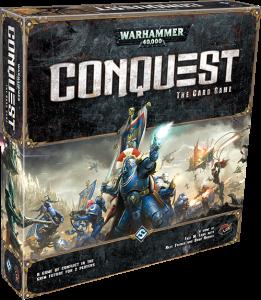 Warhammer 4000 Conquest