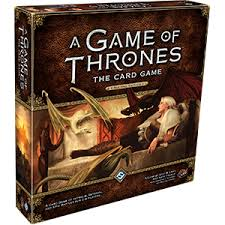 game of throne 2nd edition card game