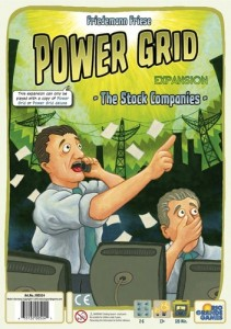 Power Grid game