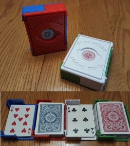 The Card Caddy Multiple decks
