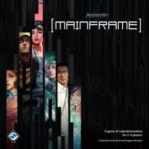 Android Mainframe Board Game