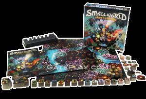 small world underground board