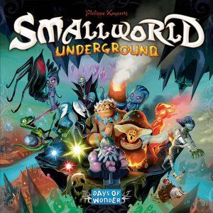 small world underground boardgame