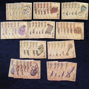 Dead Mans Draw Cards
