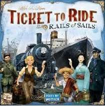 rails and sails board game
