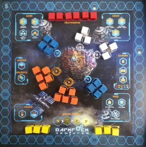 darkrock ventures boardgame