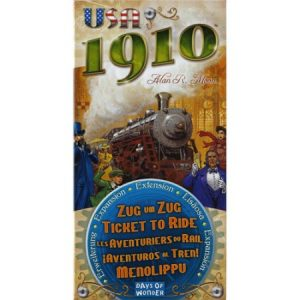 Ticket to ride expansion