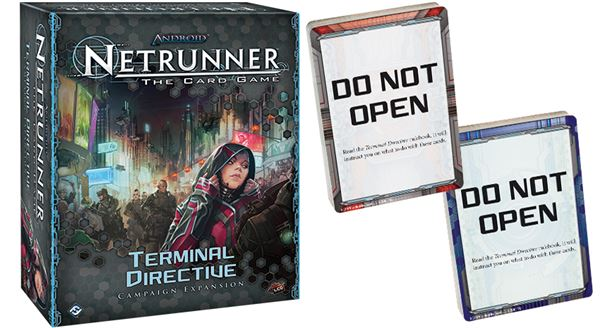 Android Netrunner – Terminal Directive