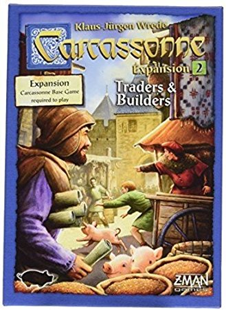 Carcassonne Expansion