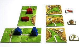 Carcassonne Expansion