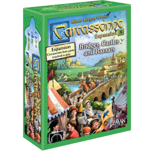 Carcassonne Expansion 8