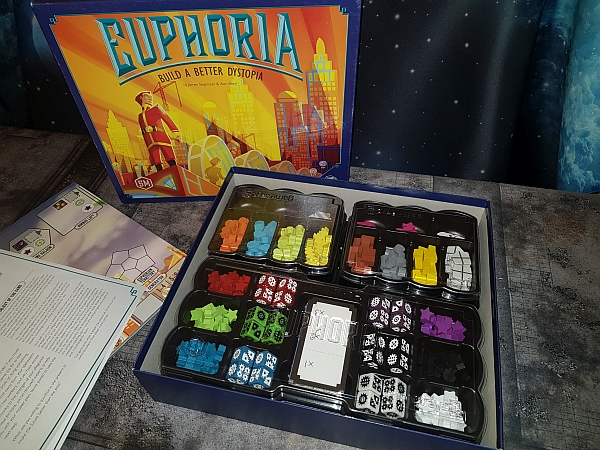 Euphoria Expansion