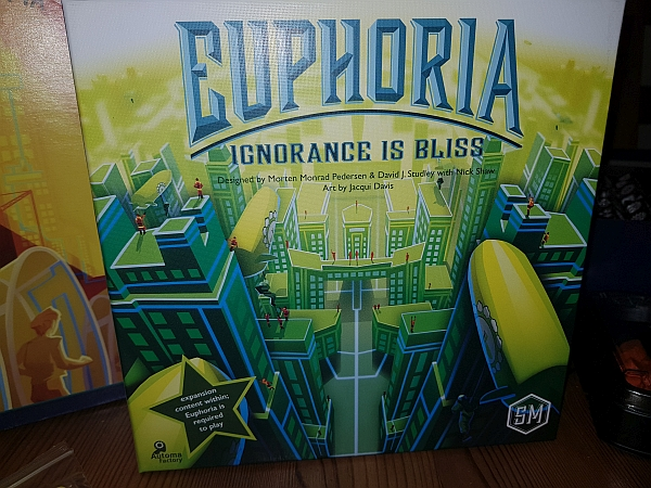 Review of Euphoria expansion Ignorance is Bliss