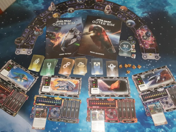 Review of Star Wars Outer Rim