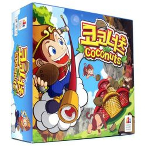 Coconuts Crazy Monkey Game