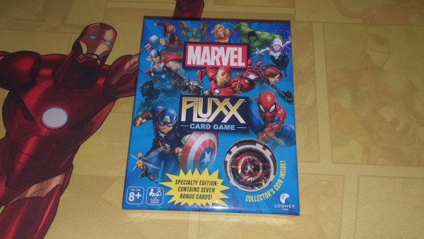 Marvel Fluxx Speciality edition