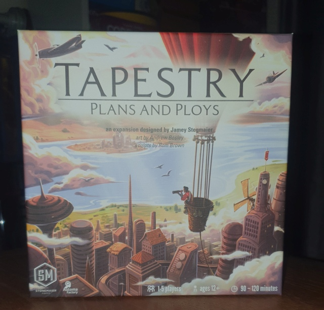 Tapestry expansion Plans And Ploys